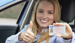 Let us help you keep your Driver's License